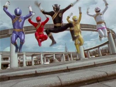 Power Rangers Wild Force Three's a Crowd (2002–2003) Online