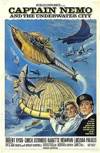 Captain Nemo and the Underwater City (1969) Online