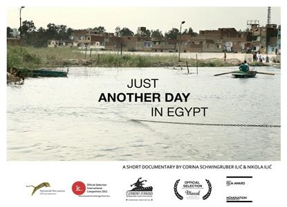 Just Another Day in Egypt (2015) Online