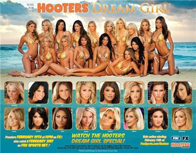 2011 Hooters Dream Girl (2011) Online