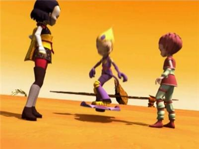 Code Lyoko Is Anybody Out There? (2003–2007) Online
