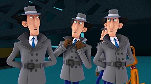 Inspector Gadget Collider Scope/She Got Dangerous Game (2015– ) Online