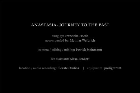 Journey to the Past - Anastasia - Cover - Franciska Friede (2018) Online
