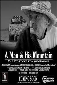 Leonard Knight: A Man & His Mountain (2015) Online