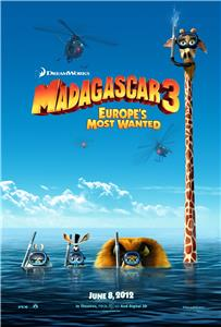 Madagascar 3: Europe's Most Wanted (2012) Online