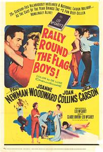 Rally 'Round the Flag, Boys! (1958) Online