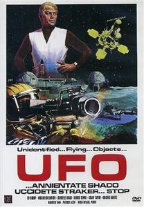 UFO... annientare S.H.A.D.O. stop. Uccidete Straker... (1974) Online