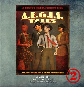 A.E.G.I.S. Tales Radio Adventures  Online