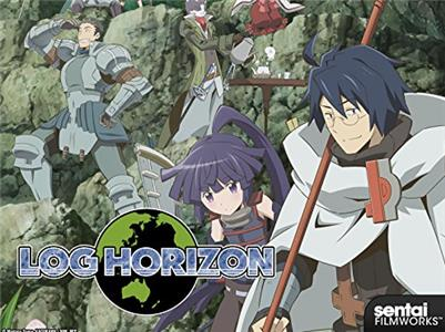 Log Horizon Crescent Moon (2013–2015) Online