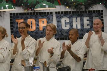Top Chef 12 Days of Christmas (2006– ) Online