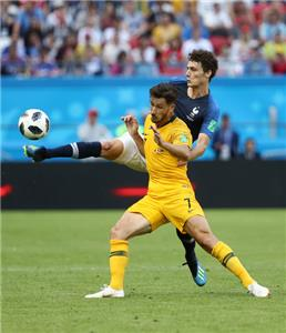 2018 FIFA World Cup Russia France - Australia (2018) Online