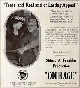 Courage (1921) Online