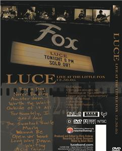 Luce Live at the Little Fox 12.30.05 (2006) Online