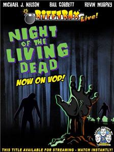 RiffTrax Live: Night of the Living Dead (2013) Online