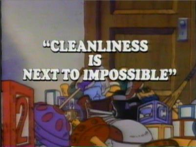The New Adventures of Winnie the Pooh Cleanliness Is Next to Impossible (1988–1991) Online