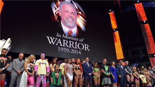 WWE Monday Night RAW The Ultimate Warrior Tribute Show (1993– ) Online